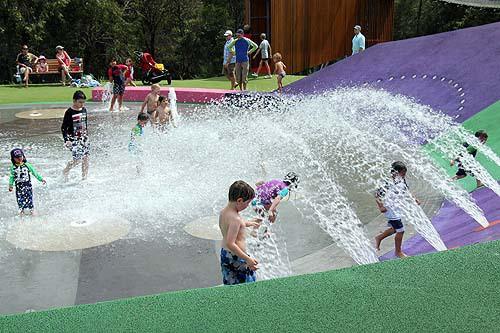 Blaxland Riverside Park Playground