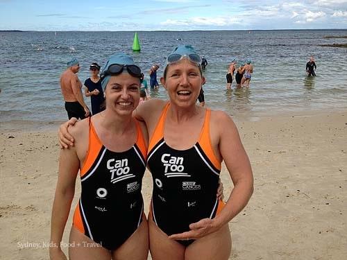 Huski Triathlon Festival Ocean Swim Classic