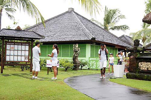 Kids Club Club Med Bali Mini Club Building