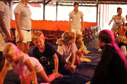 Kids Club Club Med Bali play
