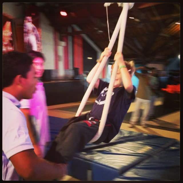 swing Kids Club Club Med Bali