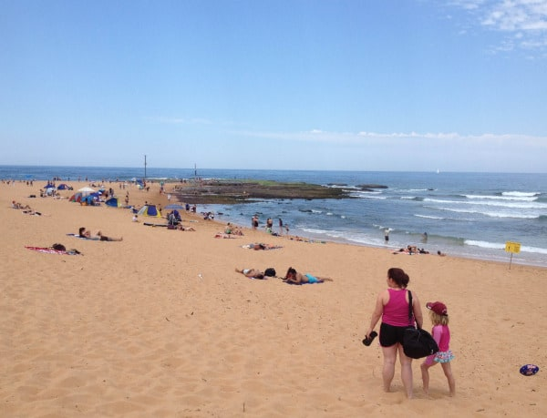 Mona Vale WS north to pool