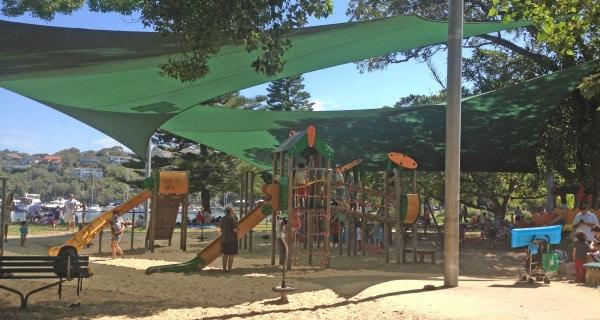 Clontarf beach sydney Playground