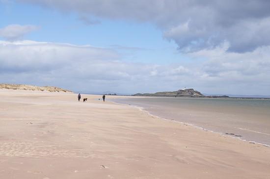 Yellowcraig Beach East Lothian Scotland