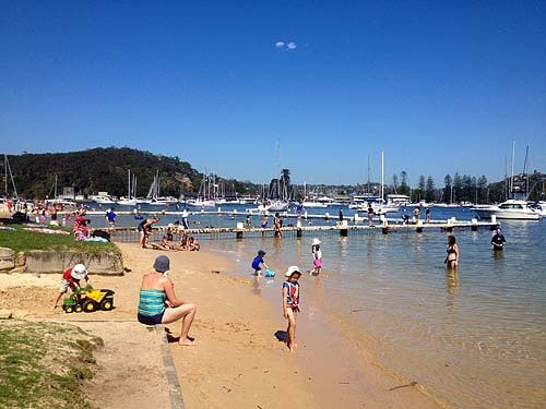 Clontarf Beach Sydney Middle Harbour