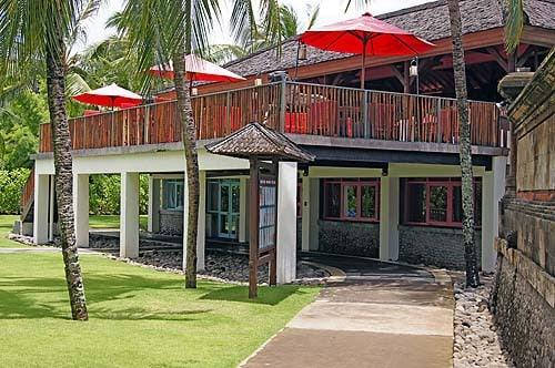 Club Med Bali Petit Club building