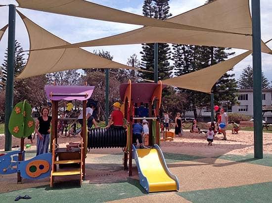 CU playground