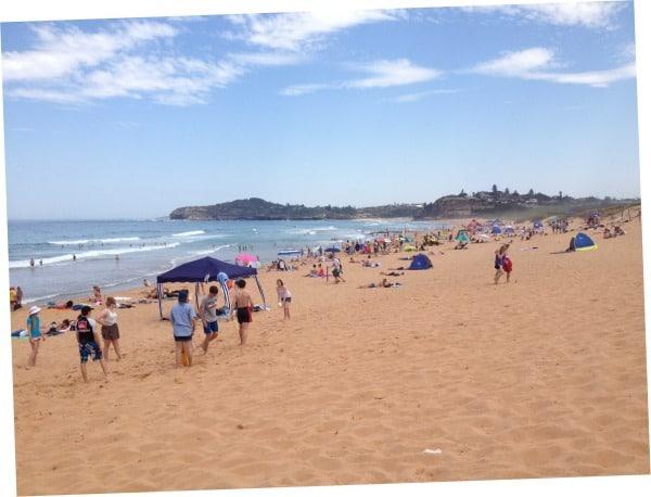Mona Vale beach WS 2