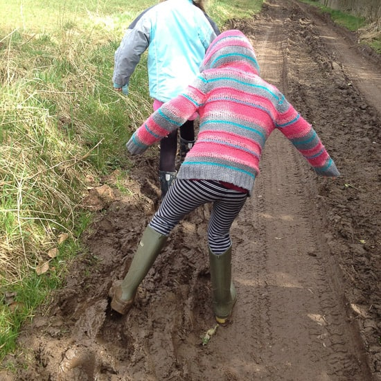 Muddy Walk-2