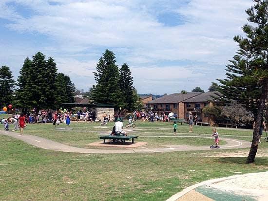 WS park