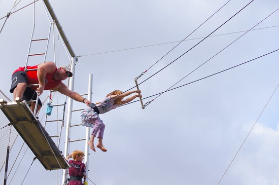 Flying Trapeze in Sydney – Circus Arts at Sydney Olympic Park Photos