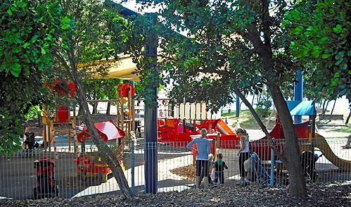 Lyne Park Playground Rose Bay