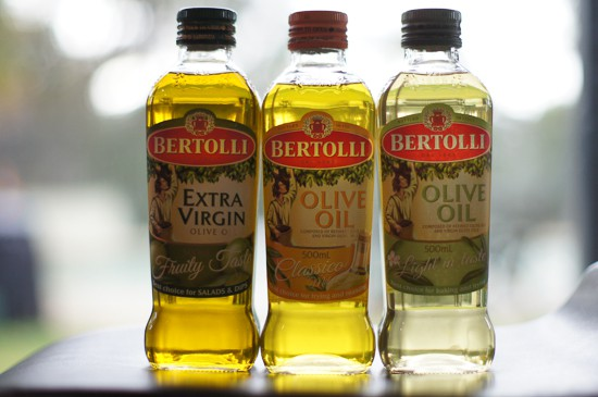 Nigella Lawson chocolate olive oil cake recipe bertolli olive oil