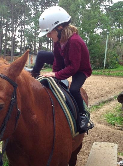 Riding Lesson-1-2