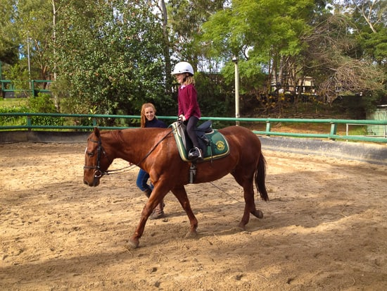 Riding Lesson-1