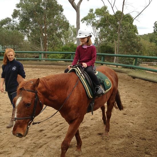 Riding Lesson-3