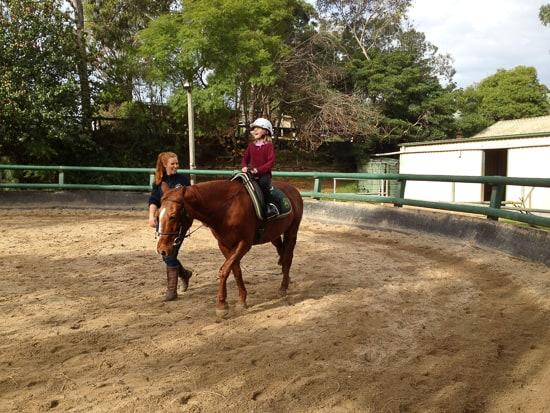 Riding Lesson-4