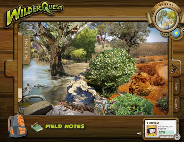 Desert WilderQuest