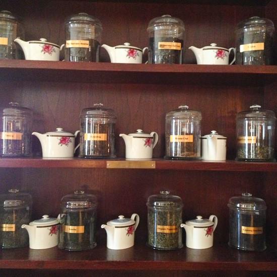Langham tiffin tea-9
