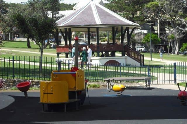 Robertson Park Playground, Watsons Bay