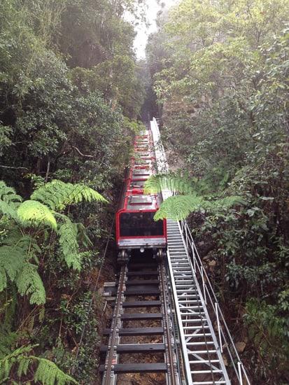 ScenicRailway Katoomba Blue Mountains