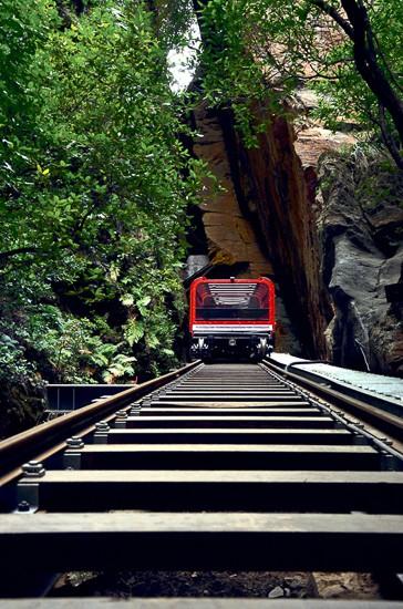 ScenicRailwayProff Katoomba Blue Mountains