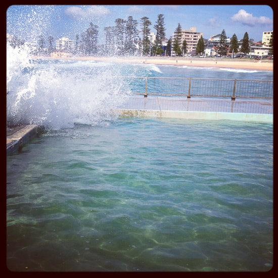 Queenscliff beach baths-10