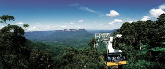 Scenic Cableway Scenic World Blue Mountains