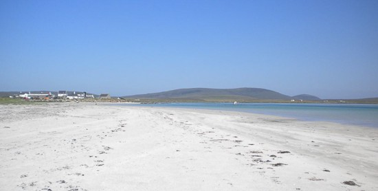 Paibles Beach, North Uist