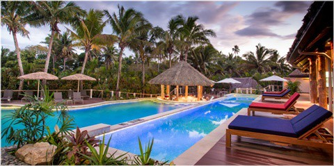 outrigger on the lagoon adults only pool