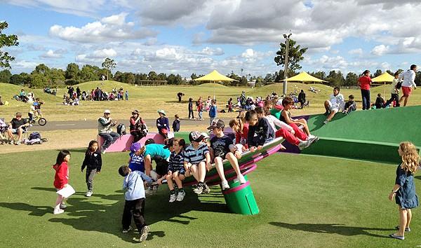 Blaxland Park Playground