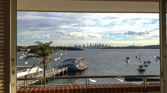 Watsons Bay Boutique Hotel view family accommodation