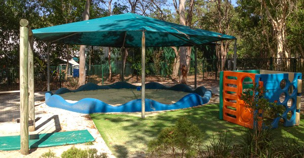 Kids Club Palmer Coolum Resort playground