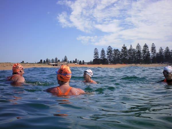 CanToo Ocean swimming