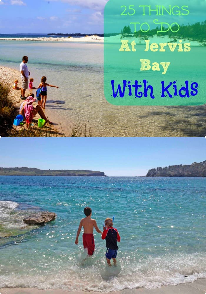 what to do in jervis bay
