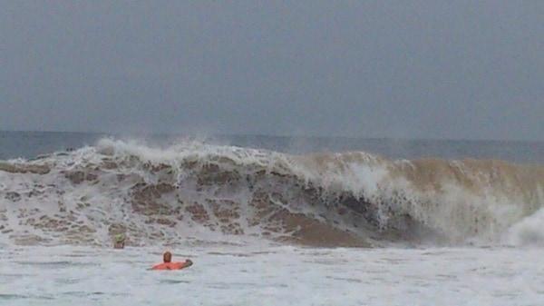 Big Swim wave