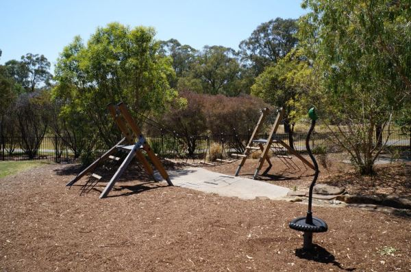 Playground at mt annan botanic gardens 8
