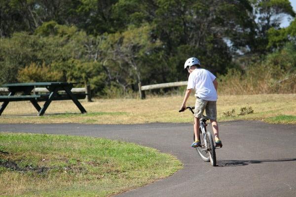 1 BMX Bike track  Terry Hills 5