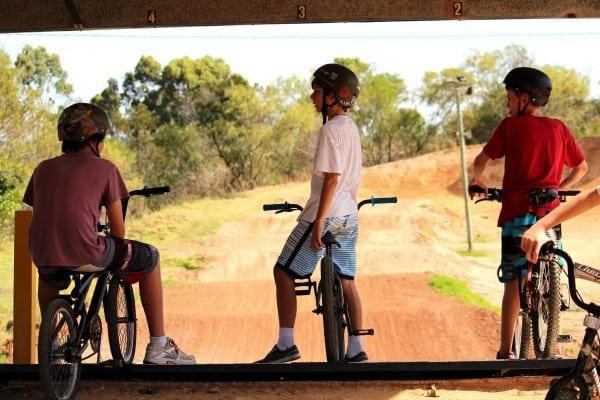 BMX Bike Track Terry Hills 7