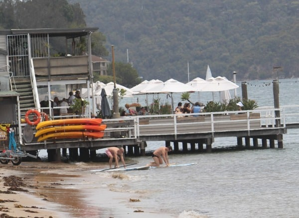 1 Boat House Palm Beach Kyak and boat hire