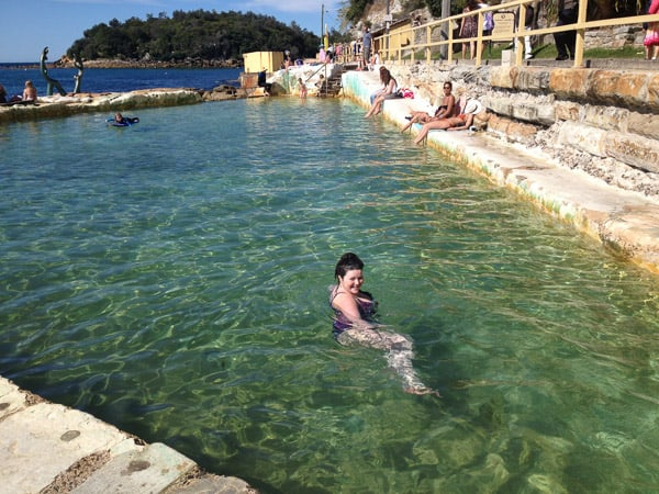 20131000 Fairy Bower Manly rock pool
