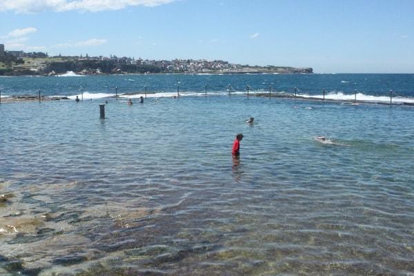 Wylies Baths coogee sydney family