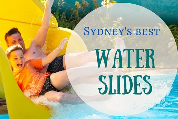 The Best Sydney Water Slides