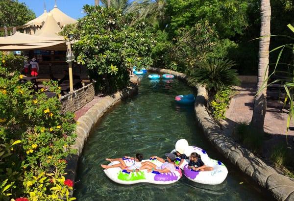Wild Wadi Water Park Dubai -1