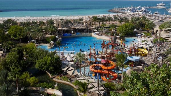 Wild Wadi Water Park Dubai -11