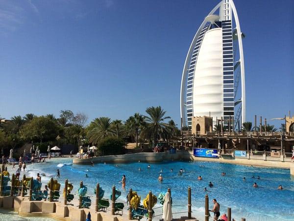 Wild Wadi Water Park Dubai -2
