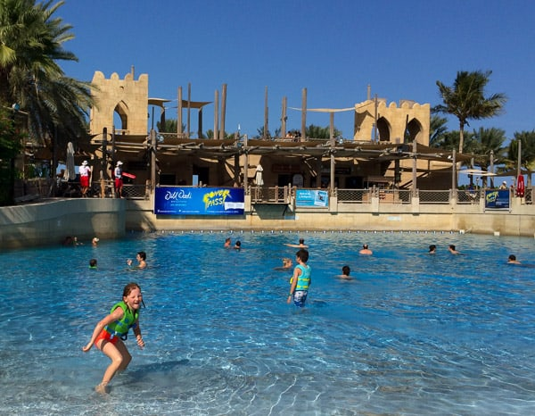Wild Wadi Water Park Dubai -3