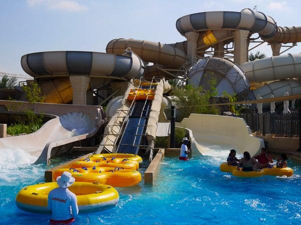 Wild Wadi Water Park Dubai -4
