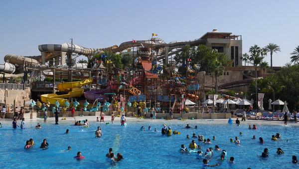 Wild Wadi Water Park Dubai -7