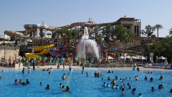 Wild Wadi Water Park Dubai -8